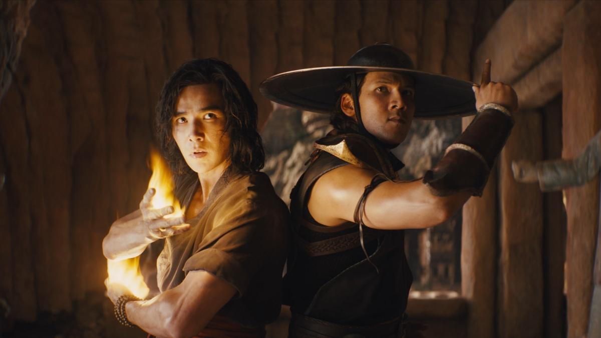 Max Huang and Ludi Lin from Mortal Kombat