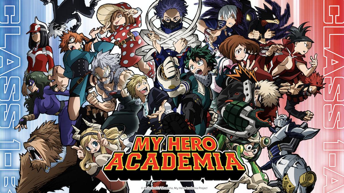 Boku no Hero Academia Season 5 anime