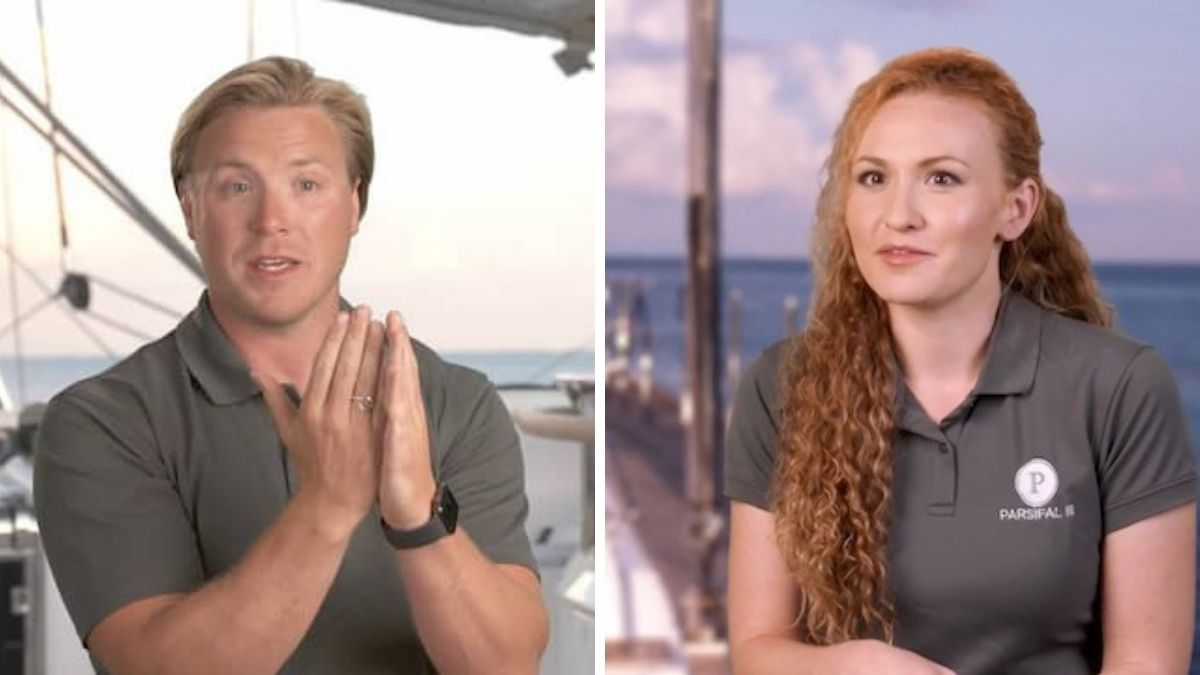 Its over for Ciara Duggan and Paget Berry from Below Deck Sailing Yacht.