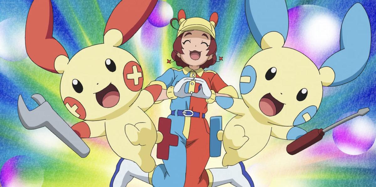 Pokemon Journeys 61