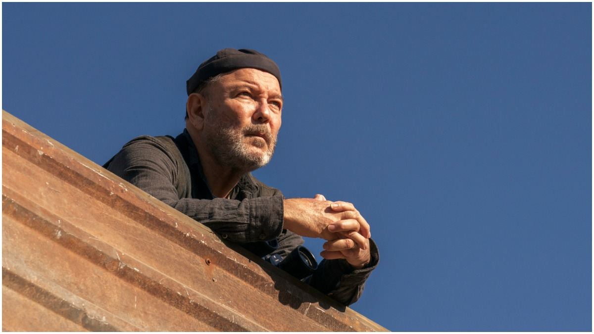 Ruben Blades stars as Daniel Salazar, as seen in Episode 10 of AMC's Fear the Walking Dead Season 6