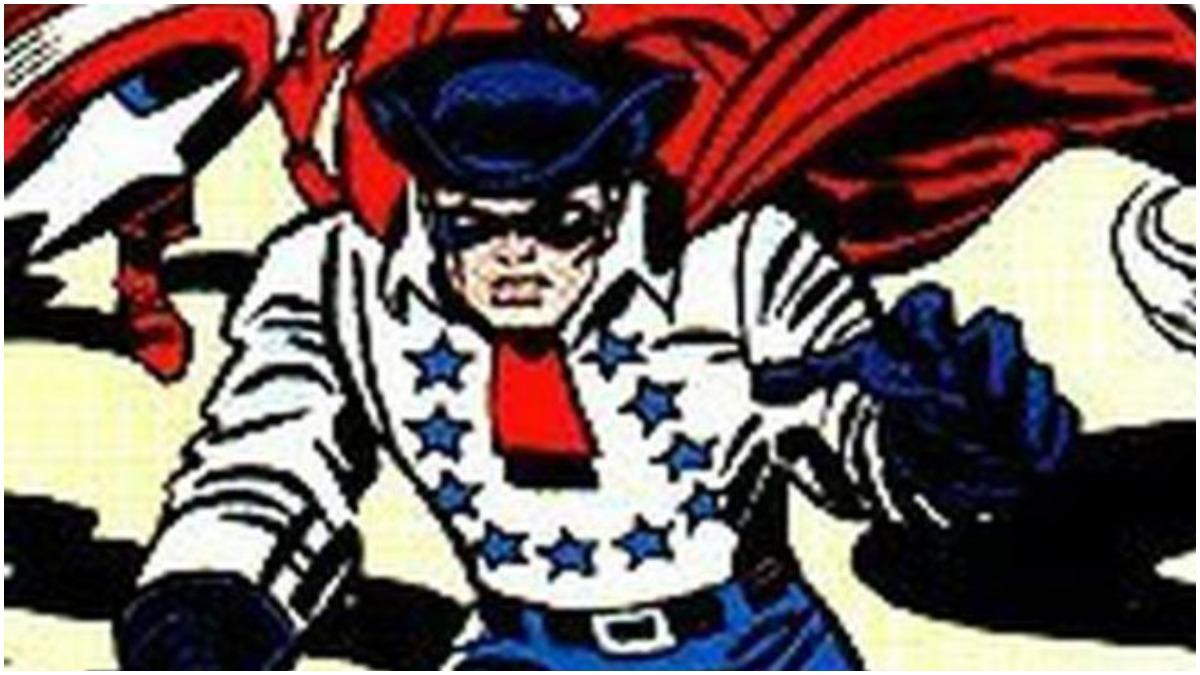 Marvel Spirit of 76
