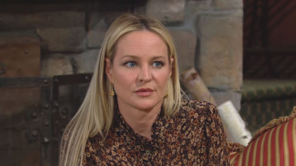 The Young and the Restless spoilers tease Rey walks away from Sharon.