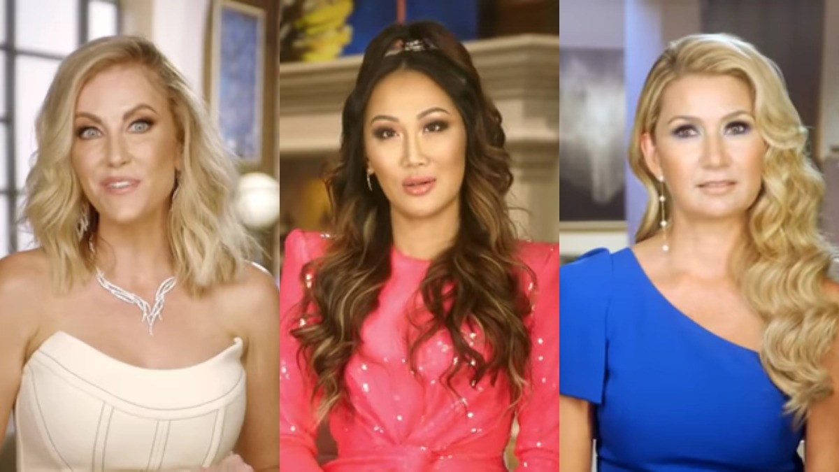 Stephanie, Tiffany, and Kary in RHOD confessionals.