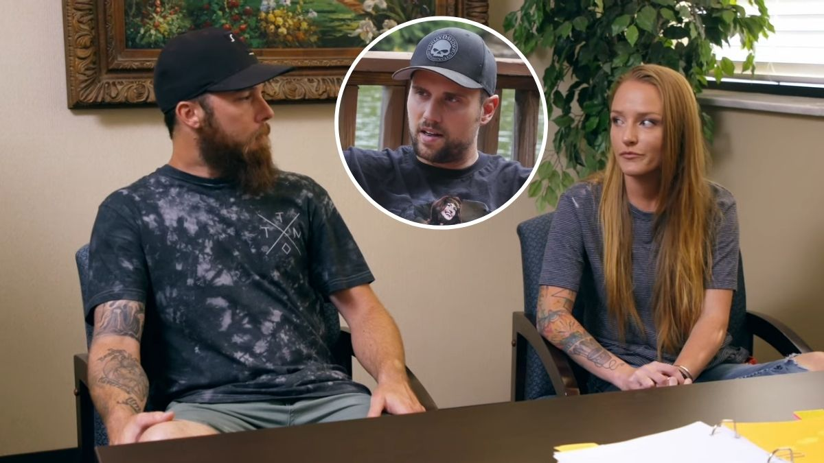 Taylor and Maci McKinney and Ryan Edwards of Teen Mom OG