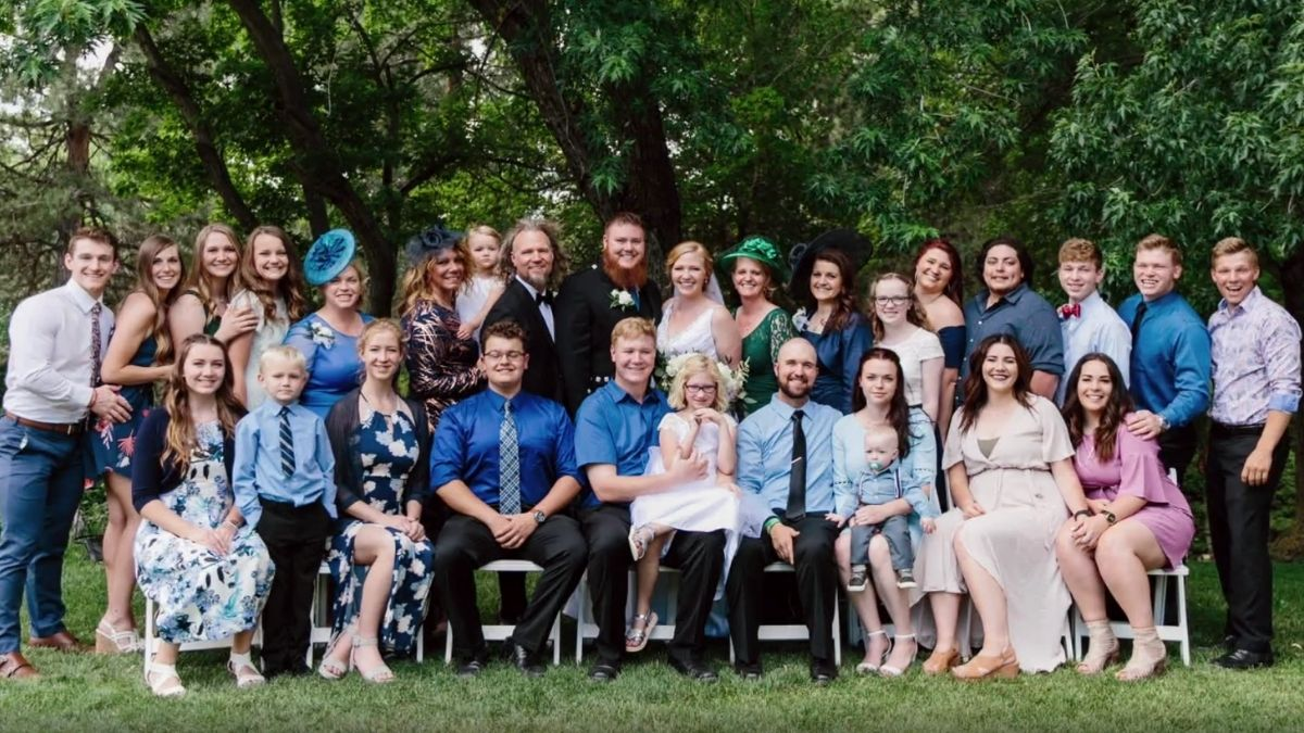 The Brown Family of Sister Wives
