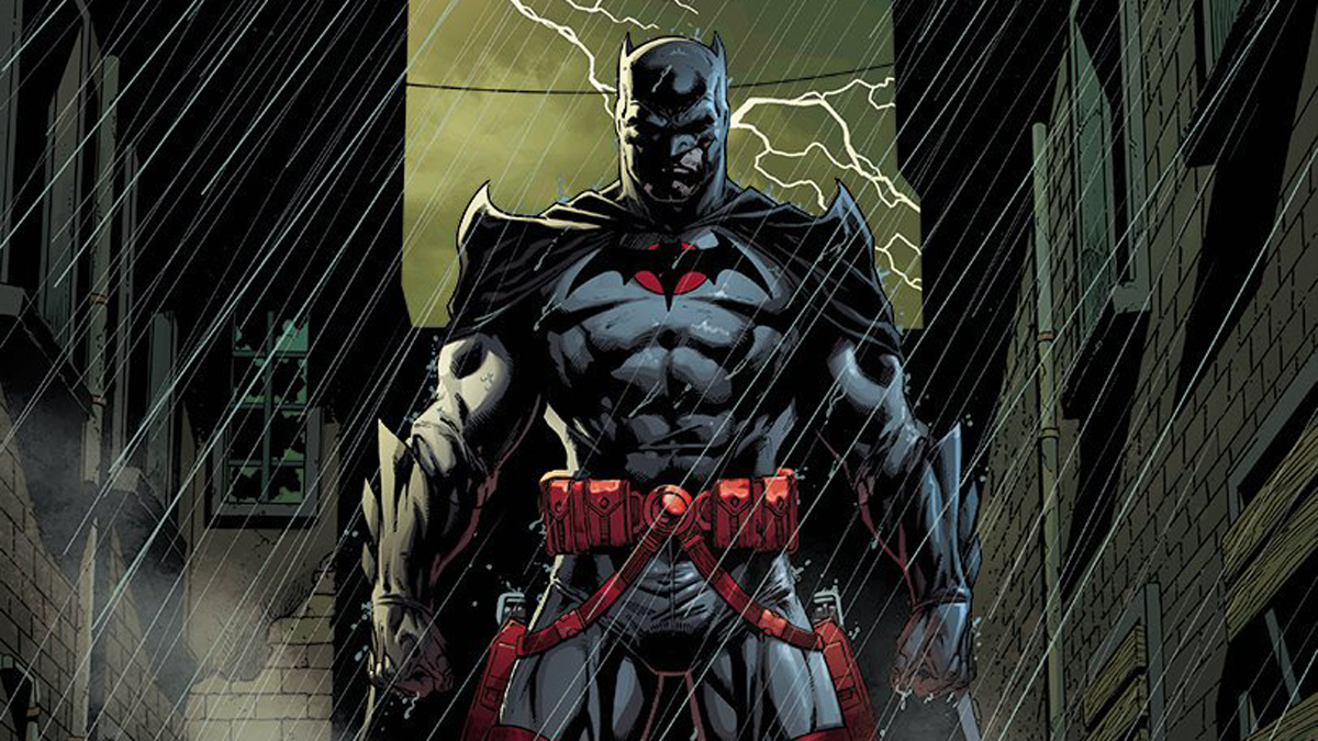 Thomas Wayne as Batman