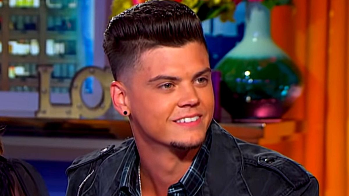 Tyler Baltierra of Teen Mom OG