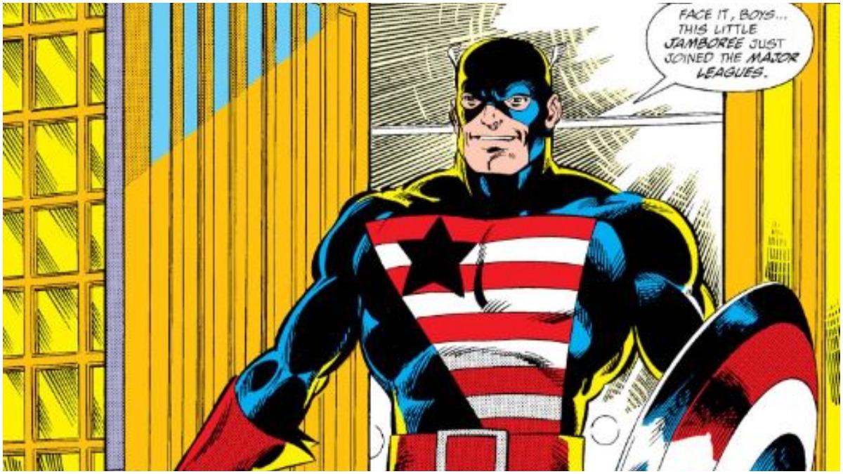 US Agent and West Coast Avengers