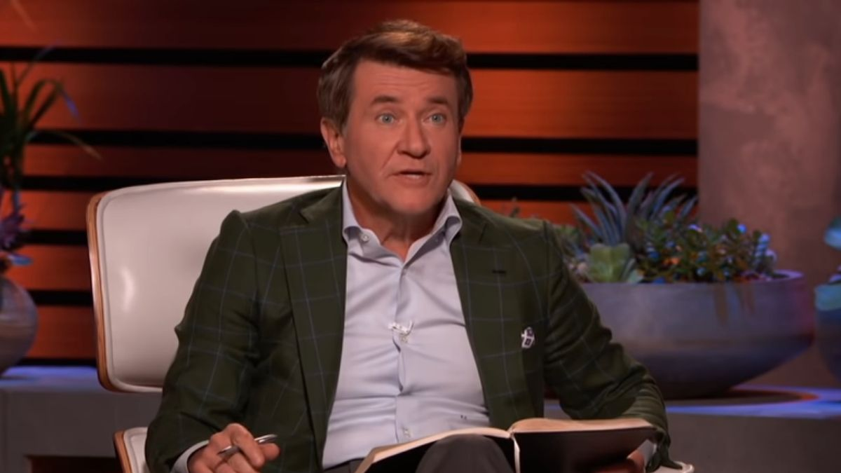 Robert Herjavec on Shark Tank