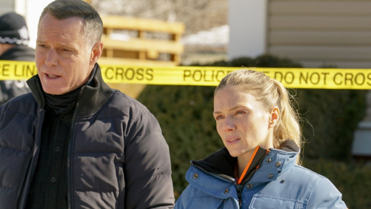 Voight And Upton Chicago P.D.