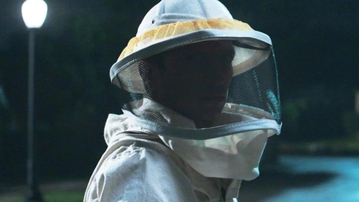 The WandaVision beekeeper