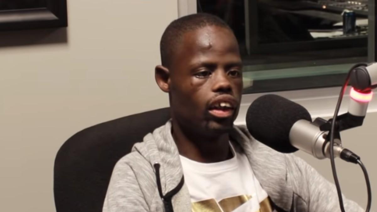 Welven Da Great being interviewed on radio