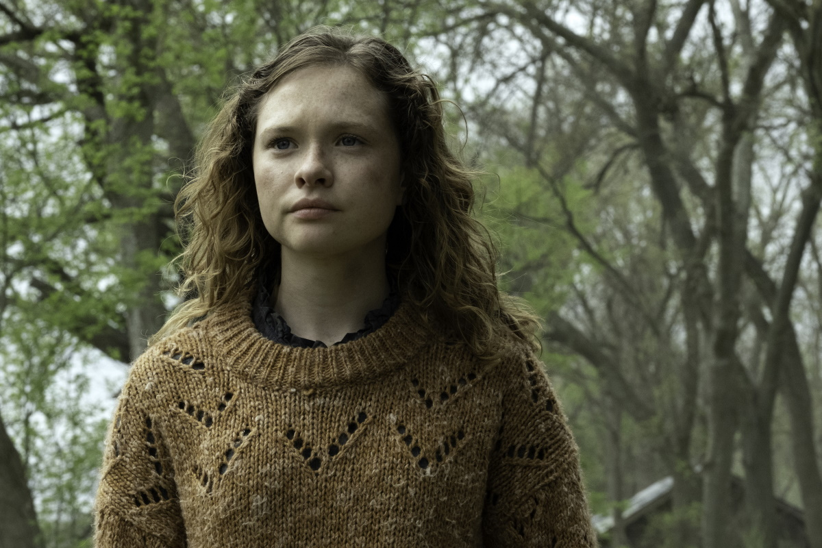Zoe Colletti stars as Dakota, as seen in Episode 8 of AMC's Fear the Walking Dead Season 6