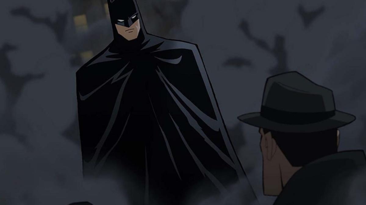 Batman: The Long Halloween trailer Batman.