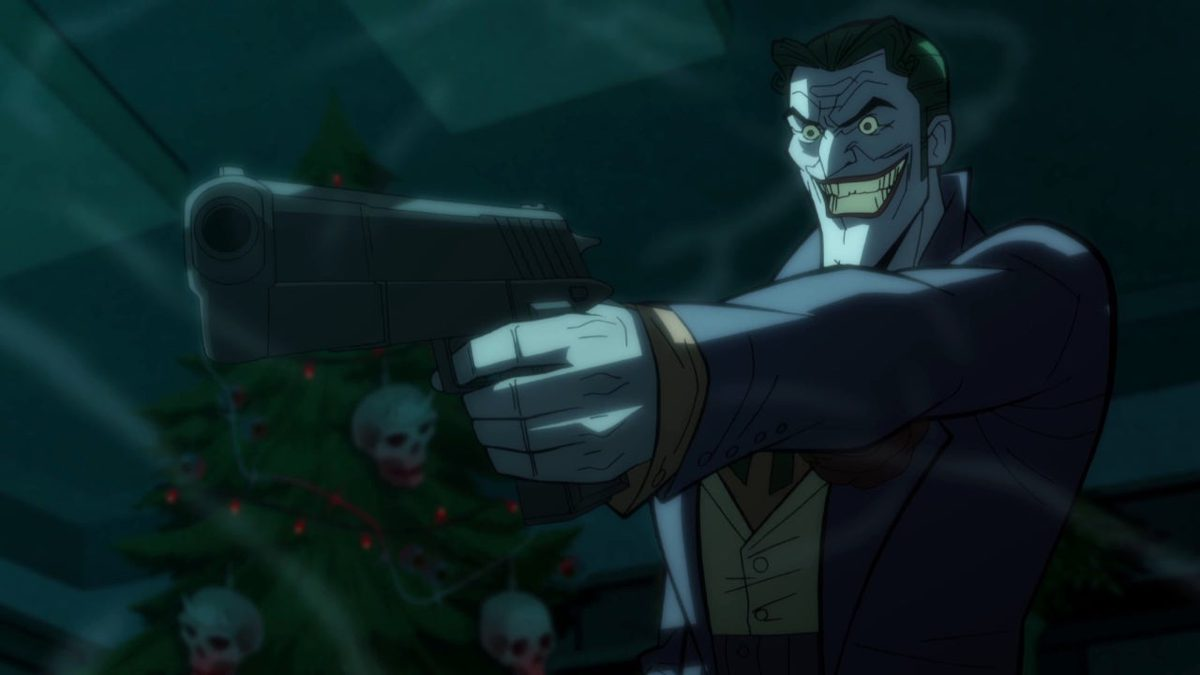 Batman: The Long Halloween trailer Featured.