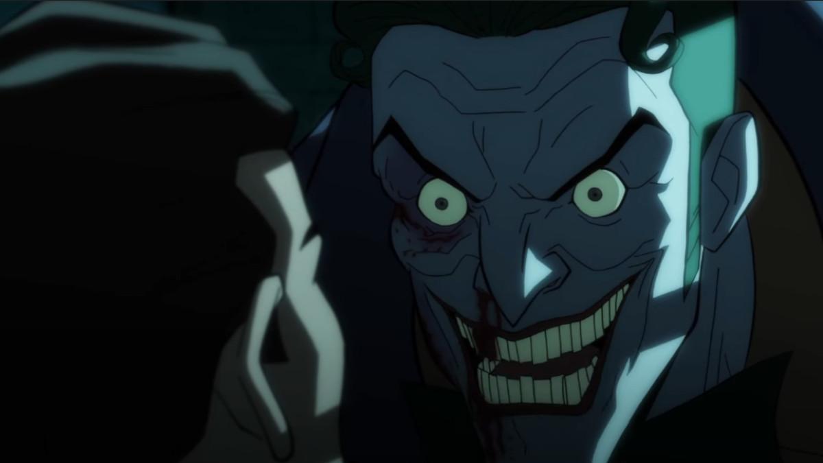 Batman: The Long Halloween trailer Joker.
