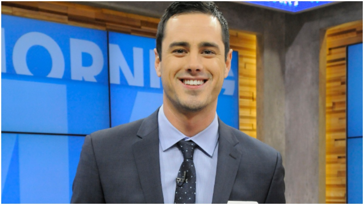 Ben Higgns starred on The Bachelor.