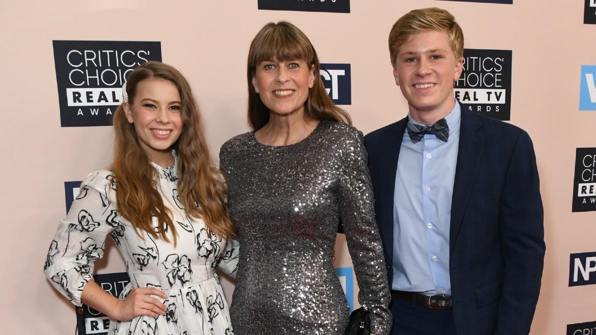 Robert Irwin, Bindi Irwin, and Terri Irwin