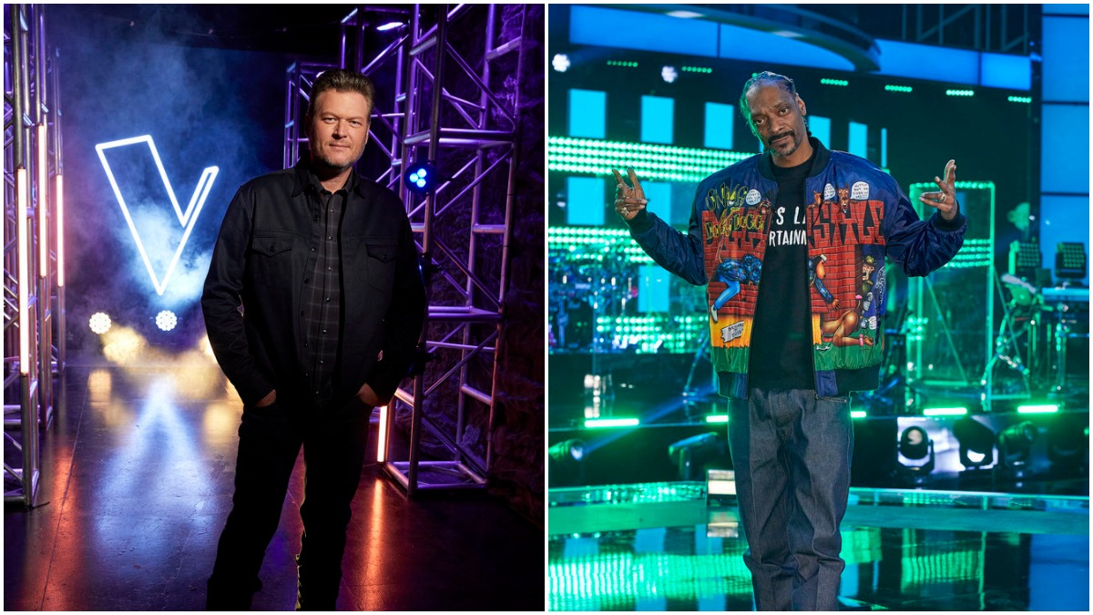 blake shelton snoop dogg