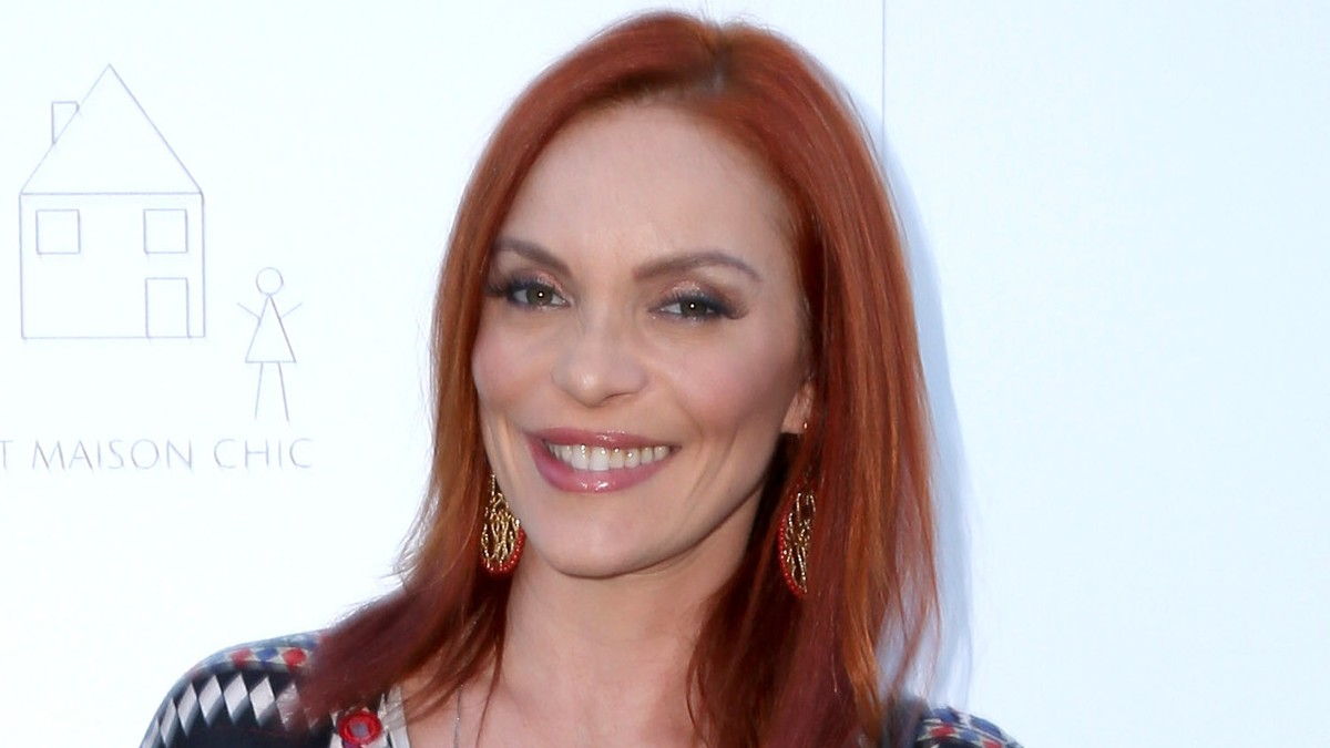 Carmit Bachar on the red carpet