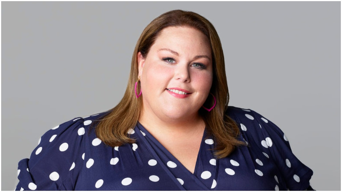 Chrissy Metz stars on This Is Us.