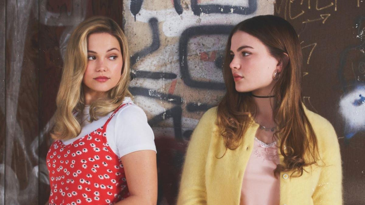 Olivia Holt and Chiara Aurelia in Cruel Summer