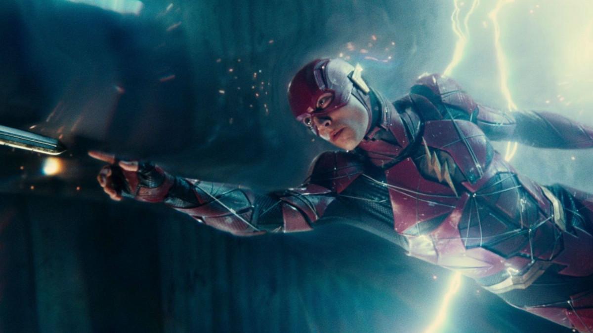 Cyborg in The Flash movie Miller.