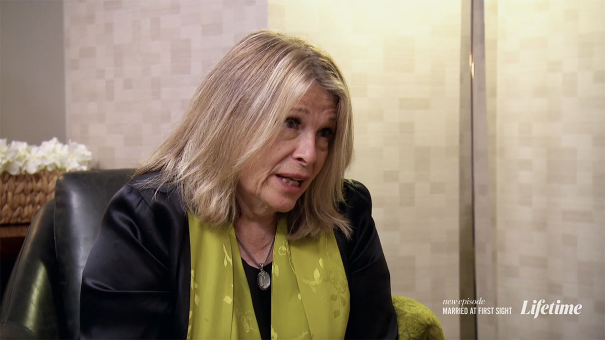 Dr. Pepper on Married at First Sight