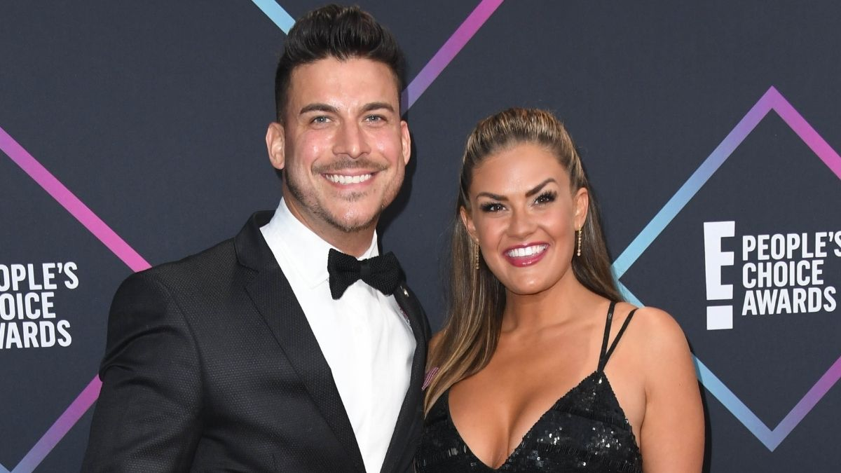 Former Vanderpump Rules stars Jax Taylor and Brittany Cartwright.