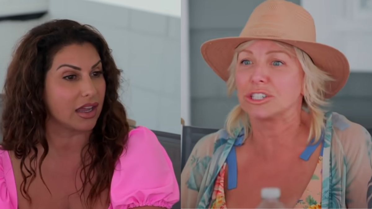 RHONJ stars Jennifer Aydin and Margaret Josephs.