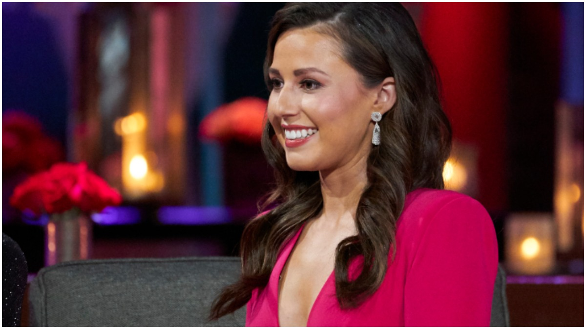 Katie Thurston is the new Bachelorette.