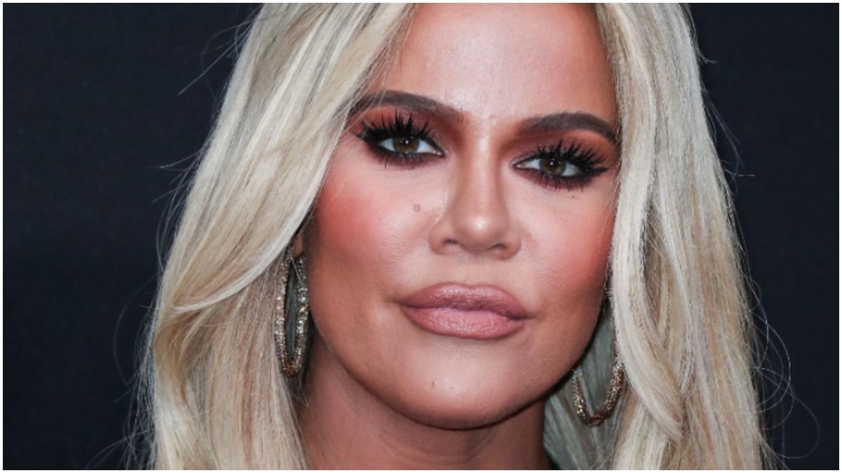 Khloe Kardashian stars on KUWTK.