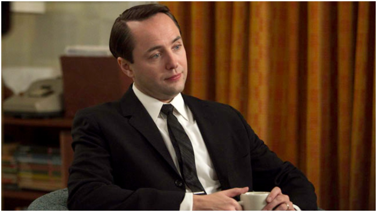 Vincent Katheiser as Pete Cambell in Mad Men