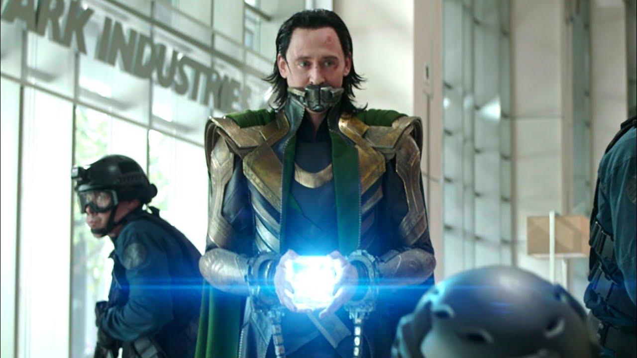Loki official trailer Endgame.