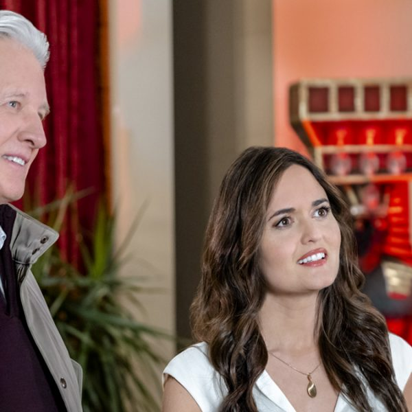 Exclusive Interview: Hallmark's Danica McKellar on finding the perfect match, 'Become the person you want to date and love will follow!'