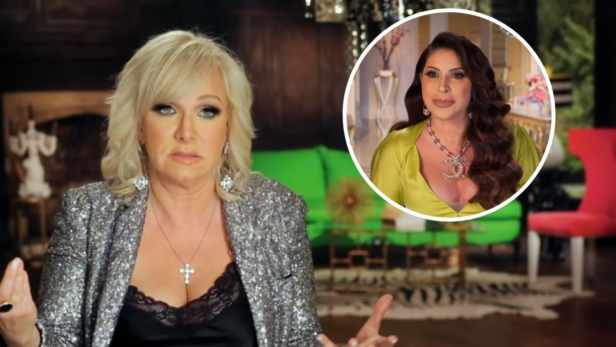 RHONJ stars Margaret Josephs and Jennifer Aydin.