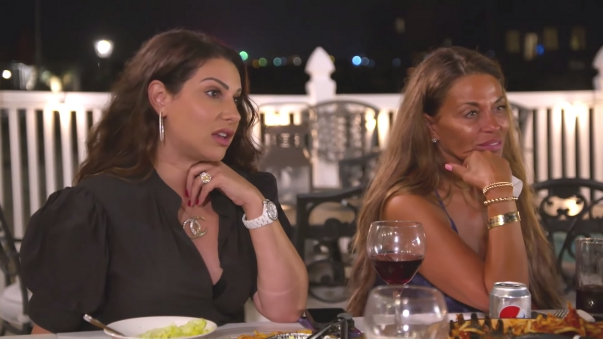 RHONJ star Jennifer Aydin says she wanted her costars to like her during her first season on the show