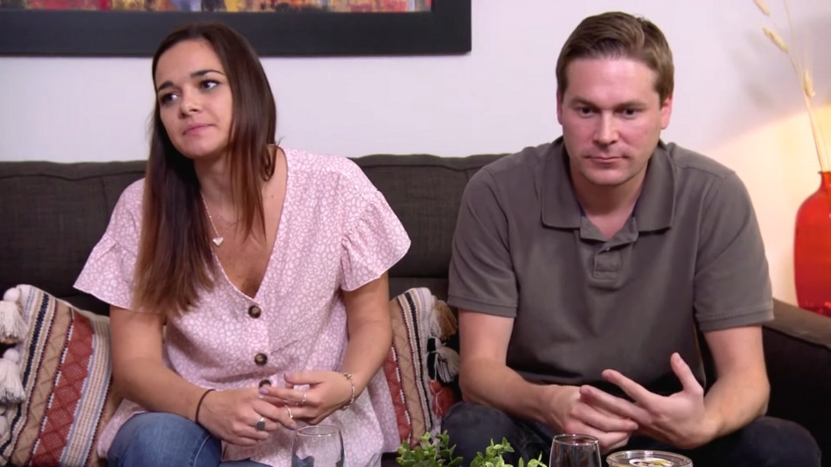 Married at First Sight couple Erik and Virginia argue over communication with their family