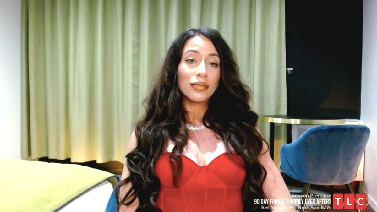 Amira opens up about relationship with Andrew during 90 Day Fiance Tell All