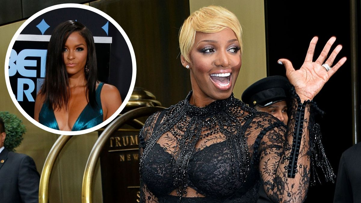 Claudia Jordan thinks former RHOA castmate NeNe Leakes is irrelevant