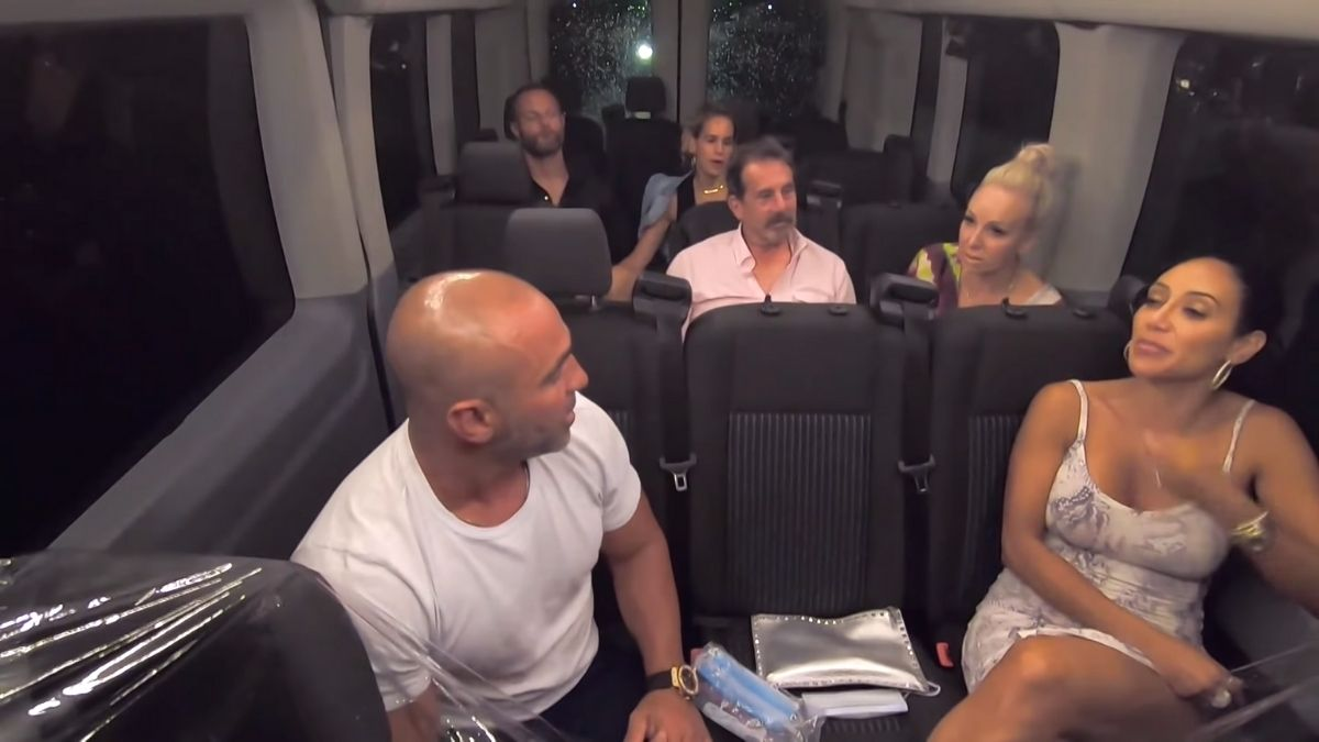 RHONJ stars Joe and Melissa Gorga dish on their explosive argument in latest episode