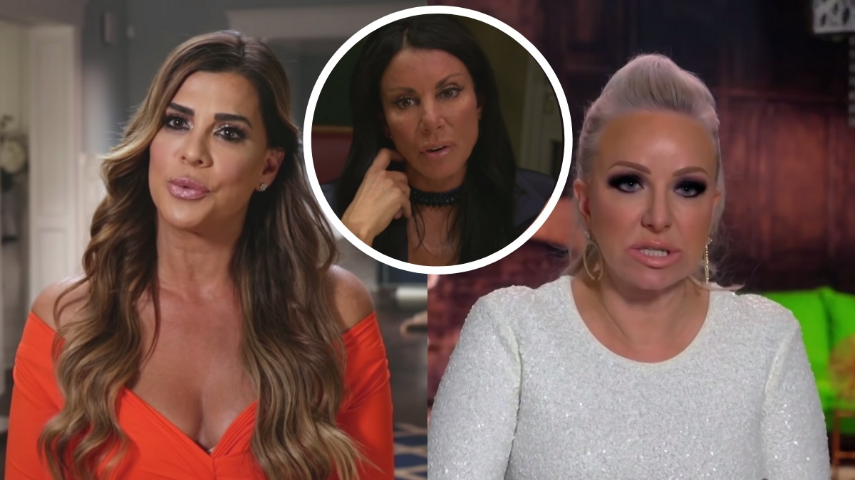 RHONJ star Margaret Josephs says Siggy Flicker is evil and Danielle Staub is damaged