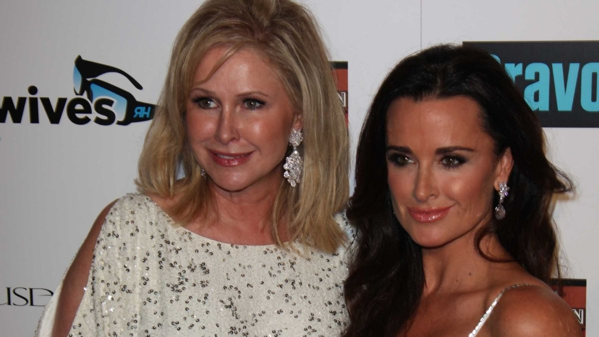 RHOBH star Kyle Richards is concerned the show may affect relationship with sister Kathy Hilton