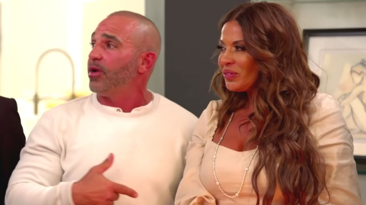 RHONJ star Dolores Catania responds to Joe Gorga after he calls her a broken woman in latest episode