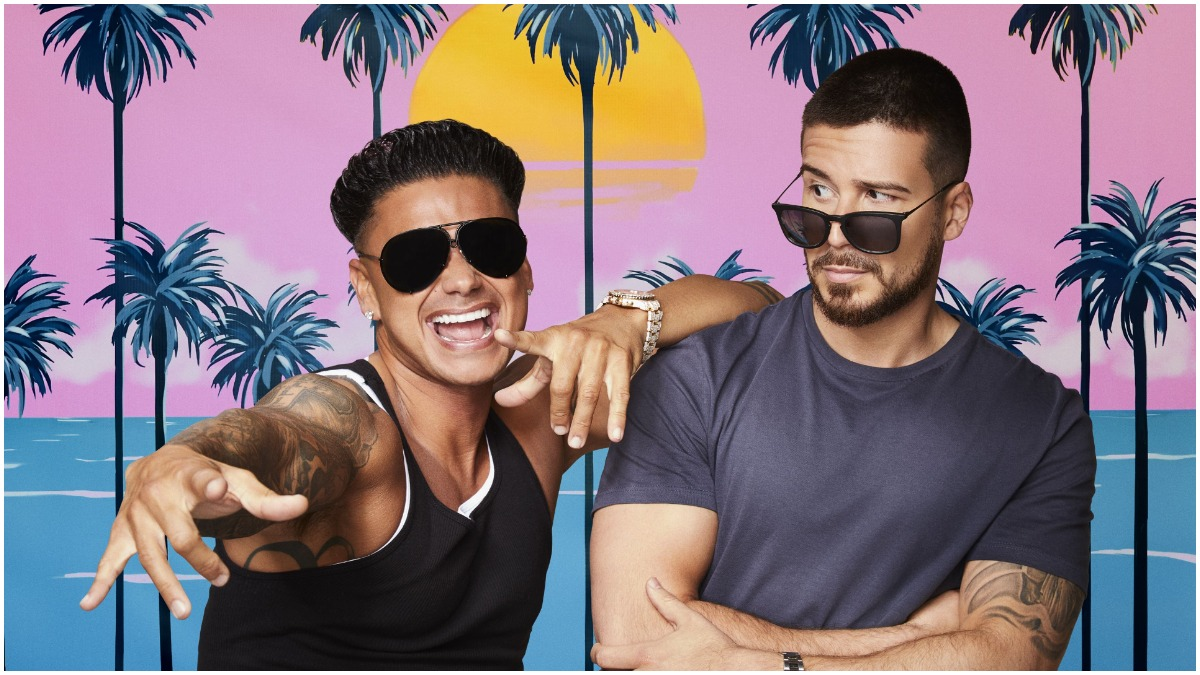 Pauly D and Vinny Guadagnino appear on JSFV.