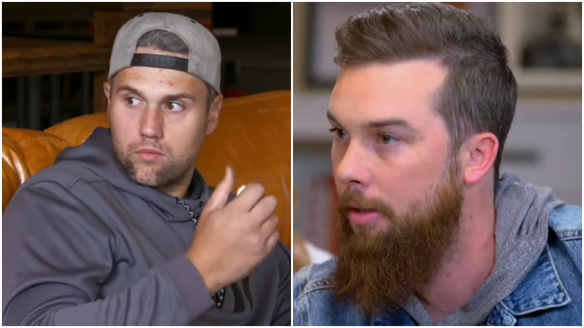 Taylor McKinney and Ryan Edwards on Teen Mom OG