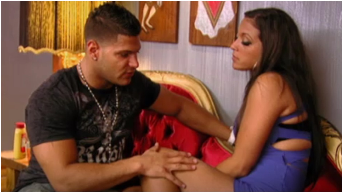 Ronnie Ortiz Magro and Sammi Giancola starred on Jersey Shore.