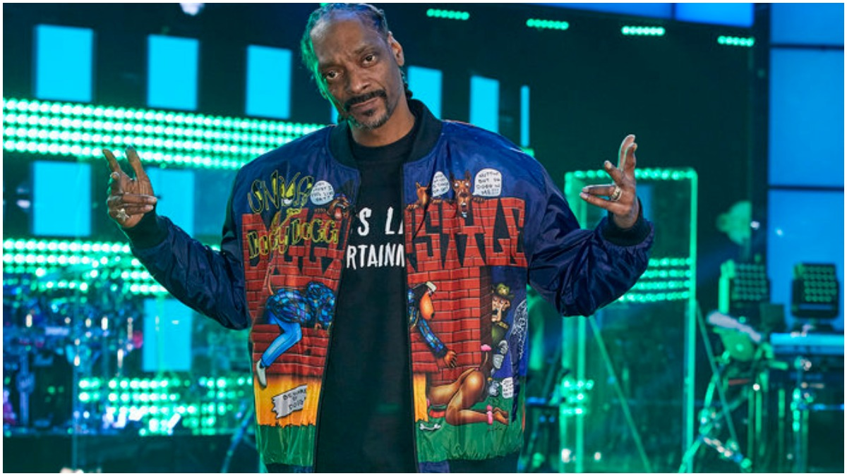 "THE VOICE -- ""Knockout Reality"" -- Pictured: Snoop Dogg."