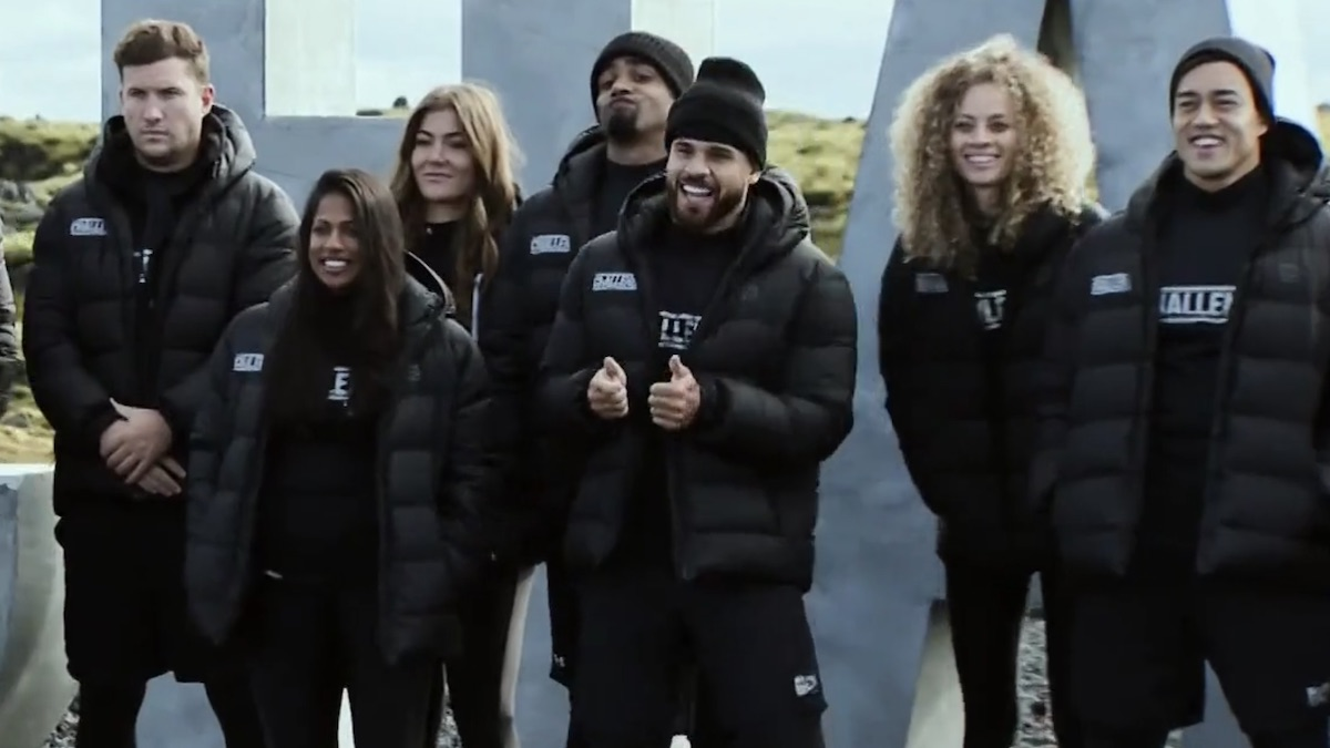 the challenge double agents cast at mission site